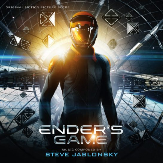 Ender's Game theme for guitar