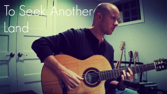 To Seek Another Land - Evan Handyside (Ambient, fingerstyle guitar)