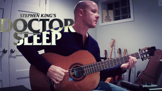 Doctor Sleep: The Overlook | fingerstyle guitar
