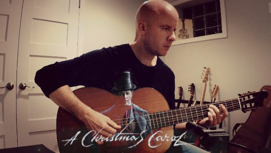 A Christmas Carol (2019): theme | fingerstyle guitar