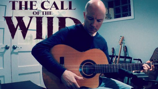 The Call of the Wild (2020) | fingerstyle guitar + TAB