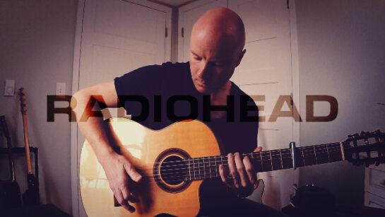 Radiohead: Everything In Its Right Place | fingerstyle guitar