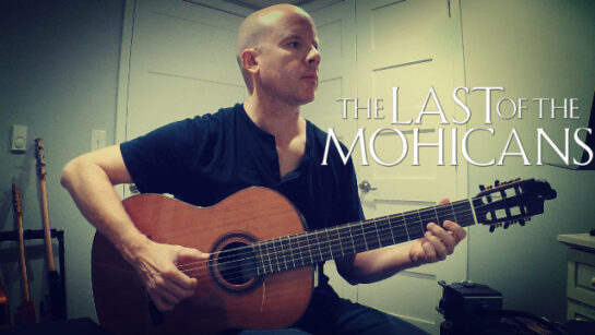 The Last of the Mohicans | fingerstyle guitar