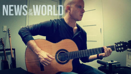 News of the World: Castroville | fingerstyle guitar
