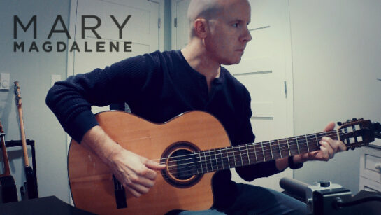 Mary Magdalene (2018) | fingerstyle guitar