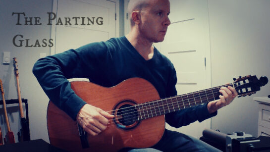 The Parting Glass | fingerstyle guitar