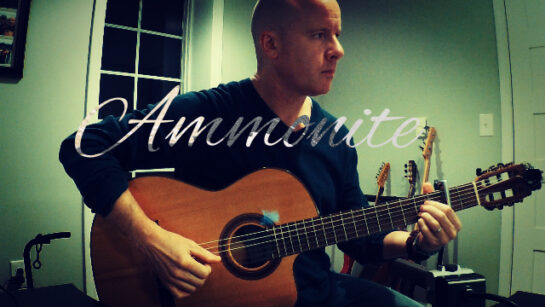 Ammonite: Fossils | fingerstyle guitar