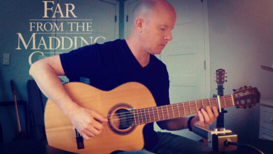 Far from the Madding Crowd: Bathsheba and Oak Unite I fingerstyle guitar