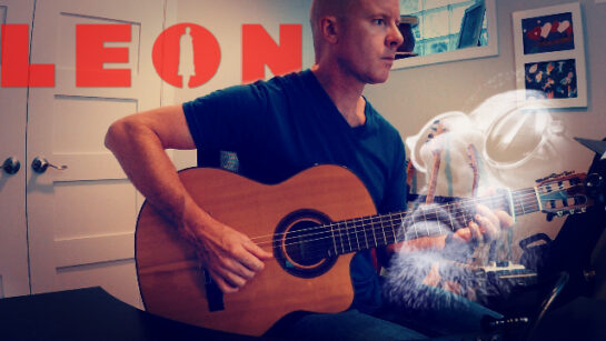 Sting: Shape Of My Heart | fingerstyle guitar